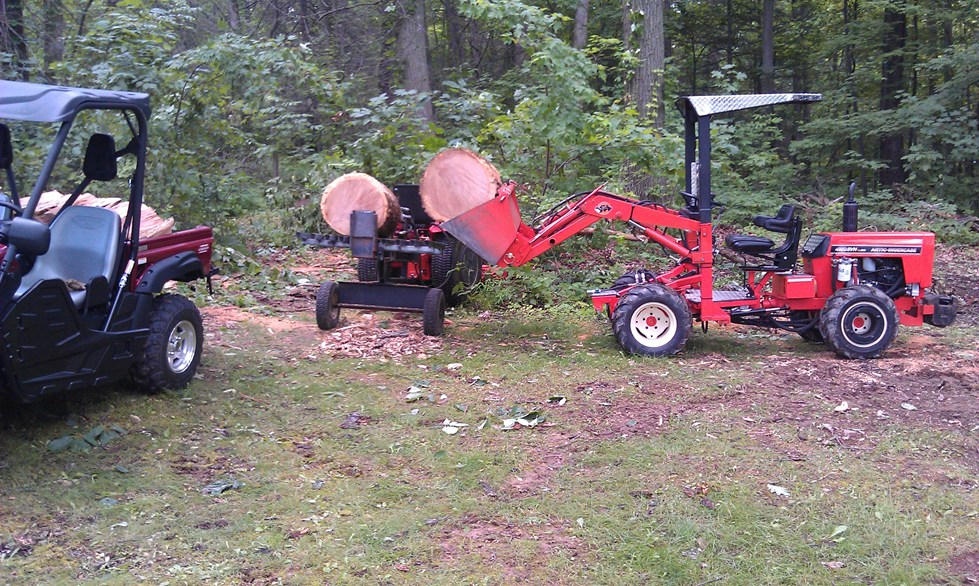Colt Case And Ingersoll Tractors View Topic Building
