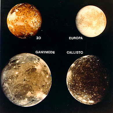 Science Blog: The Outer planets